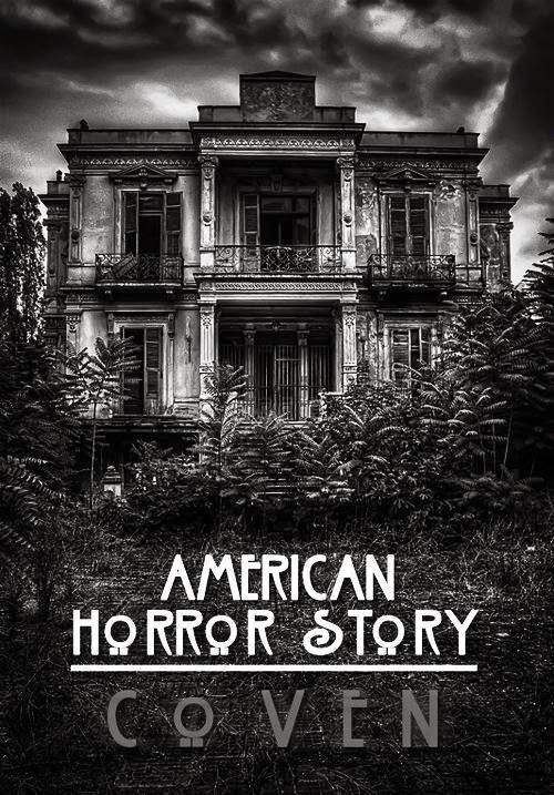 American Horror Story Season 3 Filming TAG des 7 séries,...